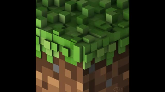 C418 Sweden. .. You hear that? that's the sound of your first dirt hut. That's the sound of you figuring out you could punch a tree. That's the sound of you putting on your fav