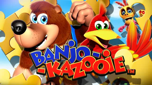 Banjo-Kazooie. .. Now we can hope rare sees the excitement for this addition to smash AND GIVES US HD REMAKES