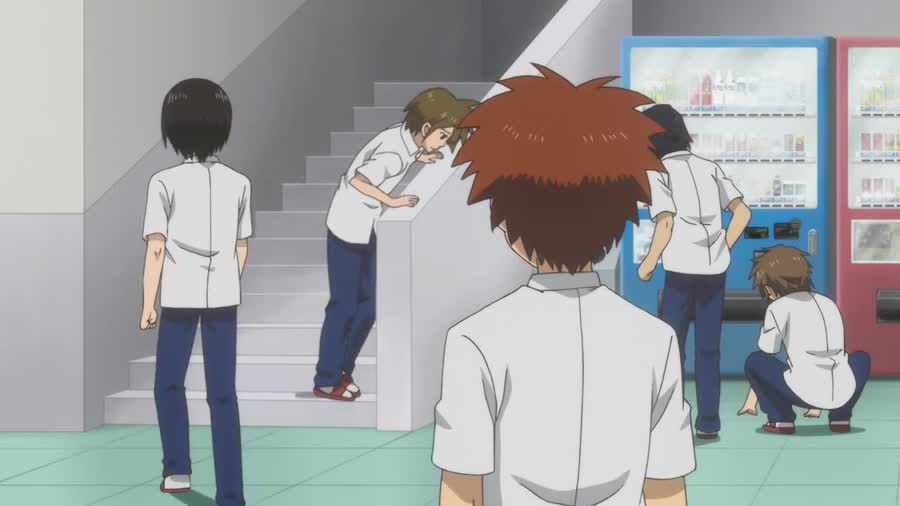 High School Boys and Glasses. Daily Lives of High School Boys.. This show is the best SoL ever made.