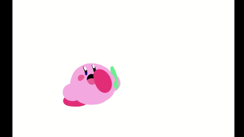 Kirby's song. .