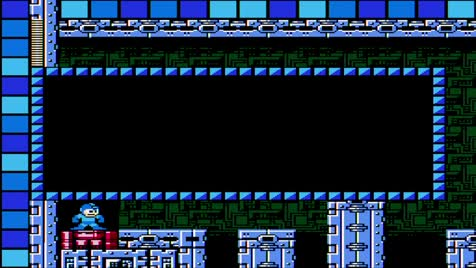 No Escaping From This HELL. .. Is this a ROM hack or something? Don't remember this Megaman game. Would love to know, it looks fantastic!