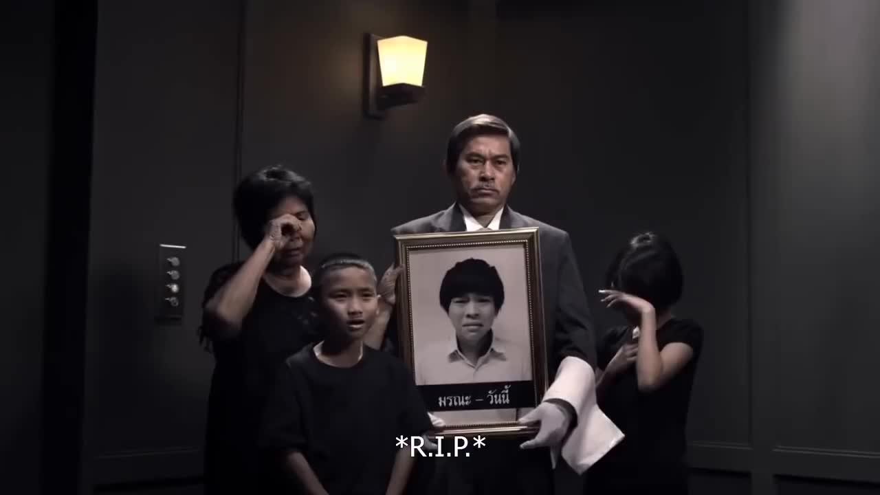 Thailand has weird commercials. .. Wut