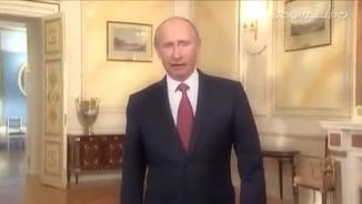 Putin is gay.. you hear it straight from the source. .