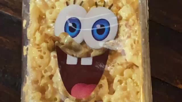 This sponge is bob. join list: Cartoonsandlolis (1710 subs)Mention History.. Every cog has it's place in the machine. Yours just happened to be a rice crispy treat.