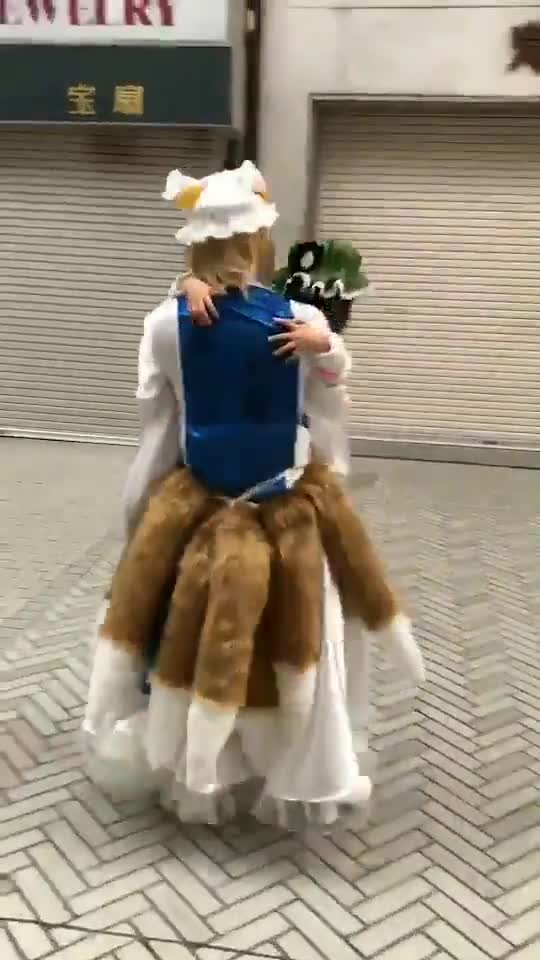 Ran Hugs Chen. .. this is so blessed