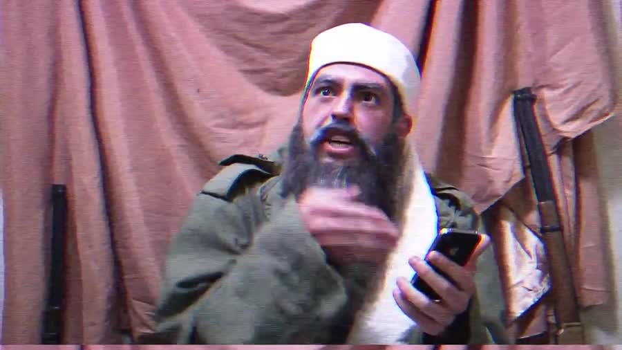 "Found footage of Osama Bin Ladens attempted let's play channel. It was when they answered the door as ""Pizza Hut"" that he knew something was awry. Onl"