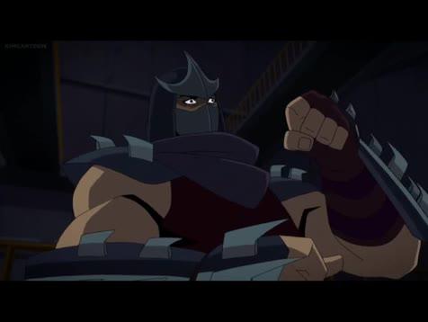 Batman vs Shredder. Batman vs Teenage Mutant Ninja Turtles.. shredder was so underwhelming in this movie. why was Ra's more of a main baddy than him?