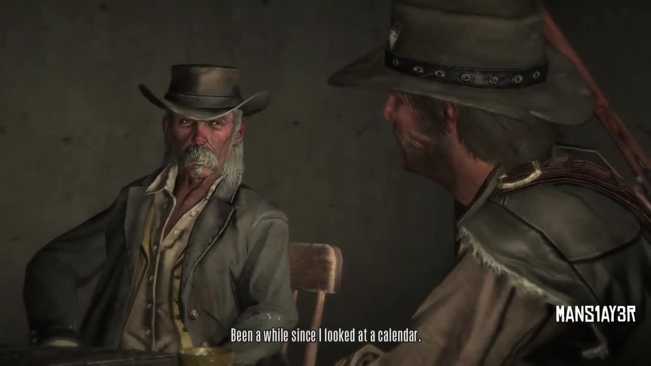 """Red Dead Redemption GamerPoop. .. """"I LIKE YOUR ASS!"""" """"YOU'RE LYING, MORGAN!"""""""
