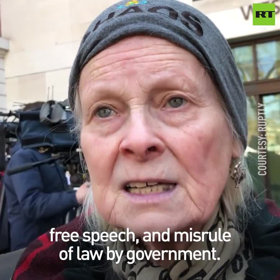 Assange. .. Anyone complaining about free speech is stupid when, at this point you know you are going to jail for it. So dont be surprised when you do get for it. But dont