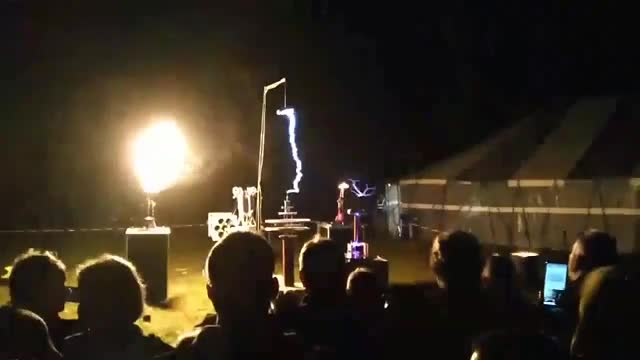 megaman. .. tesla coil jams are always nice