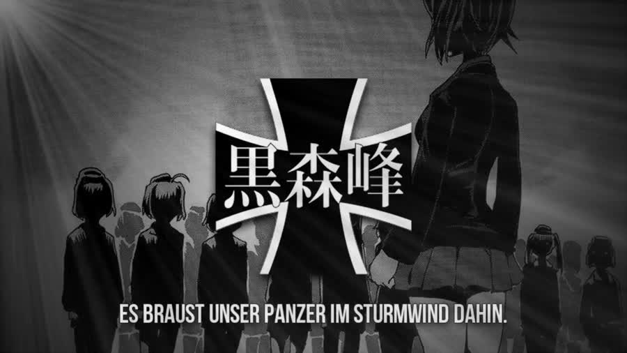 Girls und Panzer Comp: Tiger 1 are SEKAI ICHI. Sadly Youtube has blocked my country from viewing this, so I can't give a direct link to you all. So instead here