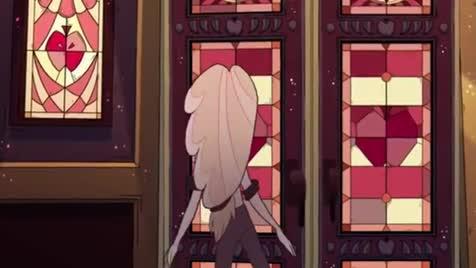 default door. .. Time for crab