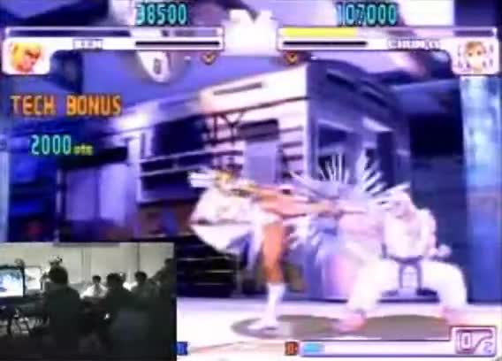 Epic Win in StreetFighter Tournament. 6 Days until the Streetfighter Cosplay Comp join list: EchsaGames (183 subs)Mention History join list:. Old, but still awesome.