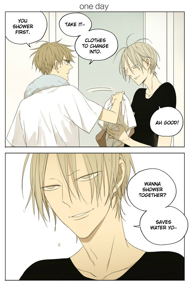 19 Days part 3. All credit to Old Xian. Part 1: Part 2: . TOGETH ER? WATER to-