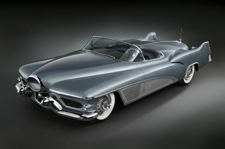 1950's concept cars comp. Buick LeSabre 1951 Buick Centurion 1956 Cadillac El Camino 1954 Cadillac La Salle II 1955 Cadillac La Salle II Roadster 1955 Buick Wil