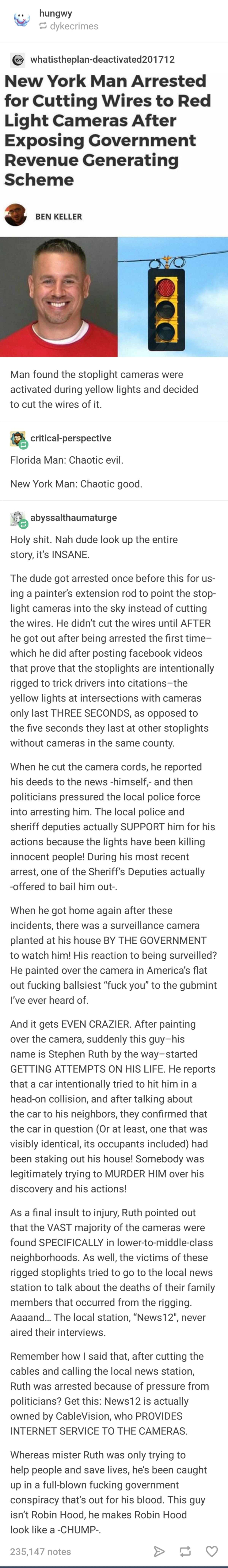 995: The Hero we Need. .. Any conclusion yet!? Is the man still alive?