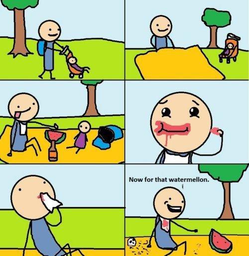 A picnic. Something.