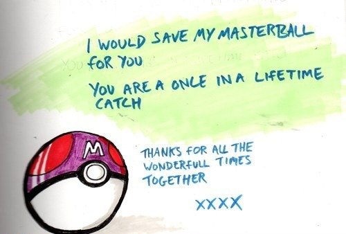 A Special Ball for a Special Girl. Found on Pokememes..