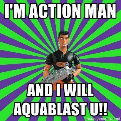 "Action Man. . PM ANION MAN pyr"" r: potrsr. rir. 1"