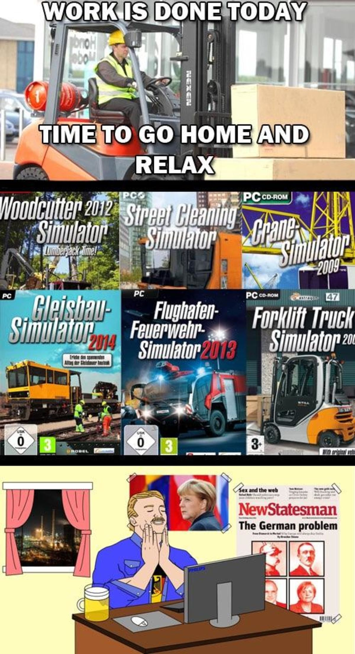 """All work and no fun, makes Jack a good worker. join list: VideoGameHumor (1708 subs)Mention Clicks: 597665Msgs Sent: 5828775Mention History. U. """"rality ',1 Simi"""
