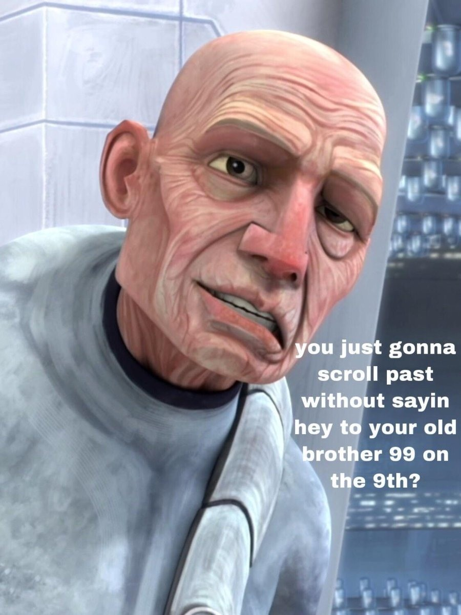 alright murky Rat. join list: CloneWars (52 subs)Mention History.. DIED TRYING TO GET HIS HOMEBOYS SOME MORE GRENADES, HE WAS A BASED ASS CLONE F