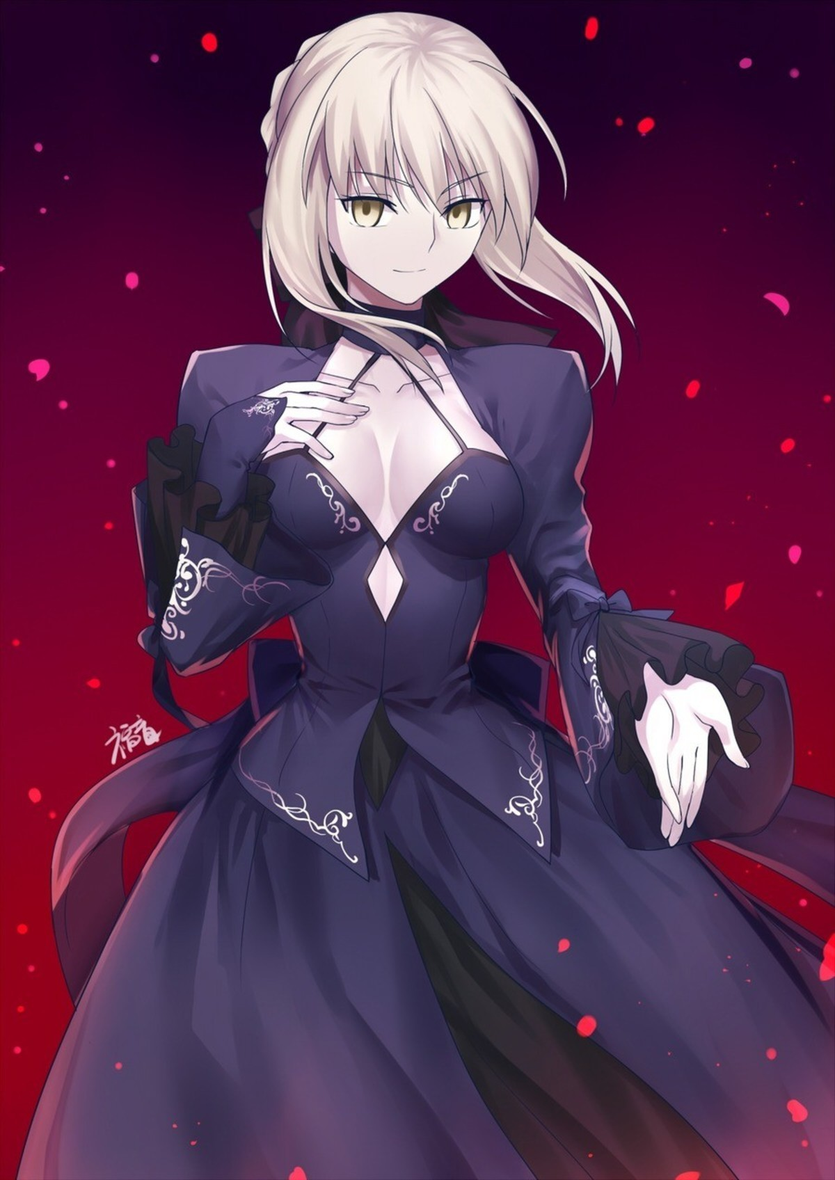 Alter Alter. www.pixiv.net/i/72756745.. > Normal Altria is your waifu > Altria Alter is your fetish