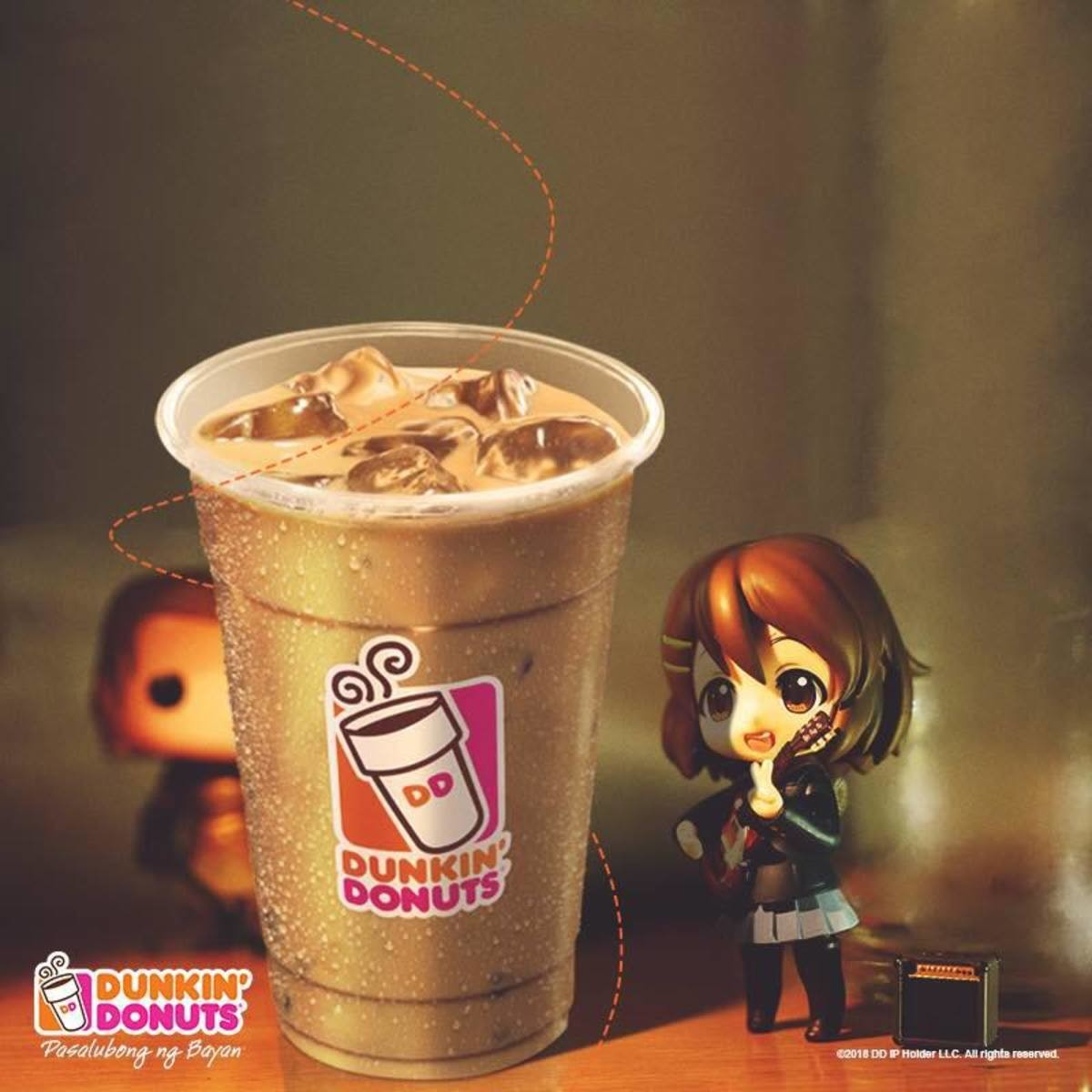America Runs on Dunkin?. https://www.facebook.com/DunkinDonutsPH/photos/a.169454206537544/1132421150240840/?type=3&theater Real ad join list: SmolHol (1445