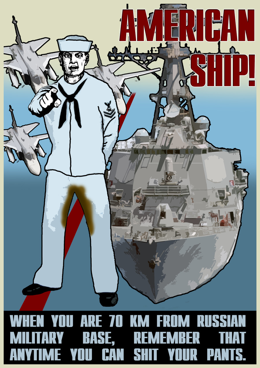 American ship!. . WHEN FIRE Til RM RUSSIAN BASE, REMEMBER HIM VIII] ERR SHIT VISIER PARIS.. They just naval knocking