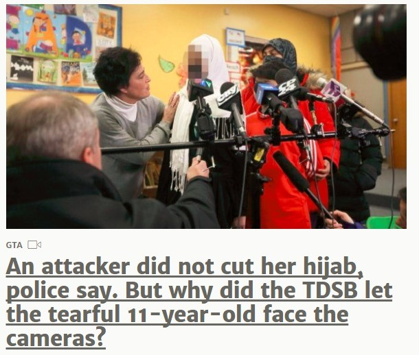 And she lied. Even after the liar is revealed, the narrative must persist. . an It An attacker did not cut her hi' ab dice 'i/ ' . But did the let the tearful 1