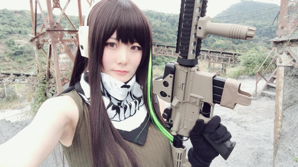 Anti Rain squad cosplay. join list: GirlsFrontline (458 subs)Mention Clicks: 59627Msgs Sent: 191569Mention History.. I am a simple man. I see trigger discipline, I upvote