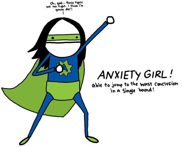 Anxiety Girl!. . GIRL.' add: tis sun; in 'nil! -I twain u In my mama