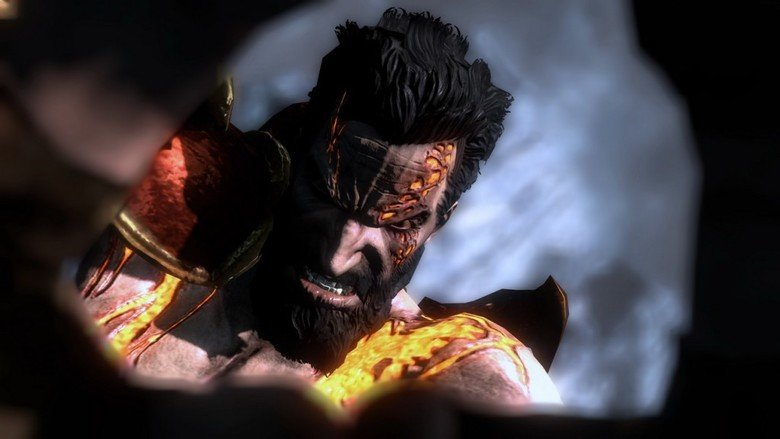Anyone a fan of Deimos from God of War?. I wrote a fanfiction about Deimos from God of War because I was not happy with how it all went down in the game Ghost o