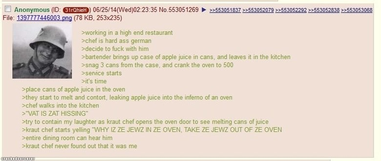 Apple Juice. join list: Greentexts (351 subs)Mention History.
