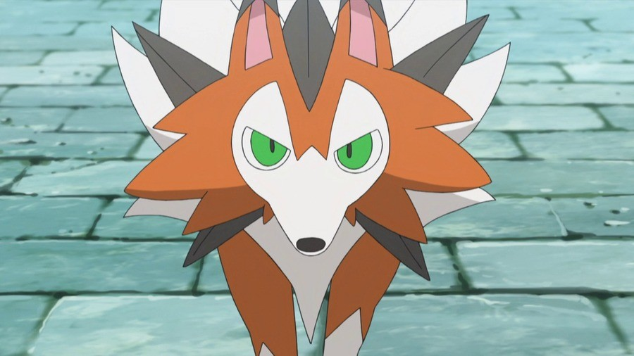 Ash has two rare Pokemon. A one-of-a-kind Lycanroc AND an Ultra Beast.. ash should have been allowed to keep greninja, especially since ash-greninja is technically a gen 7 form. also gotta wonder what he'd think of ash's shiny nocto