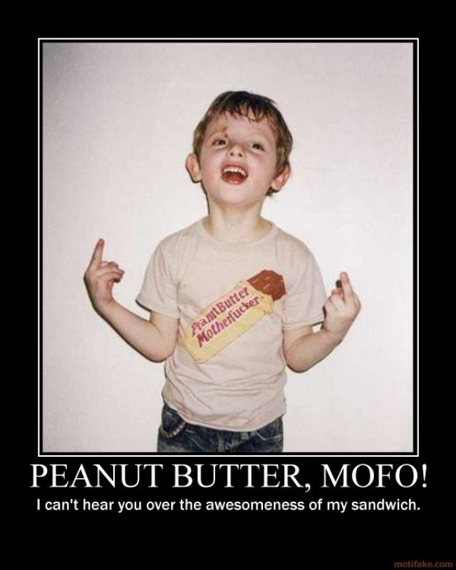 AWESOME KID!. If you like dont forget to press green button<br /> for more content, click Ddubber link ;). PEANUT BUTTER, . I can' t hear you over the ['.