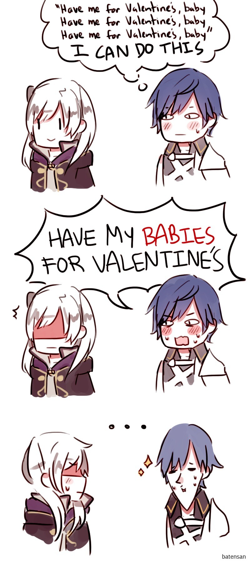 Awkward Proposal. Geez, ya gotta wine and dine her first, man! join list: altanimecomps (162 subs)Mention History. llove the Ge ijust, lous' s, 'asks.. God I love Chrobin.