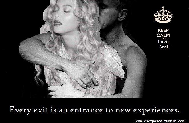Backdoor Sex Ad.. . Every exit is an entrance to new experiences.. Thinking about it gets my pants all sticky
