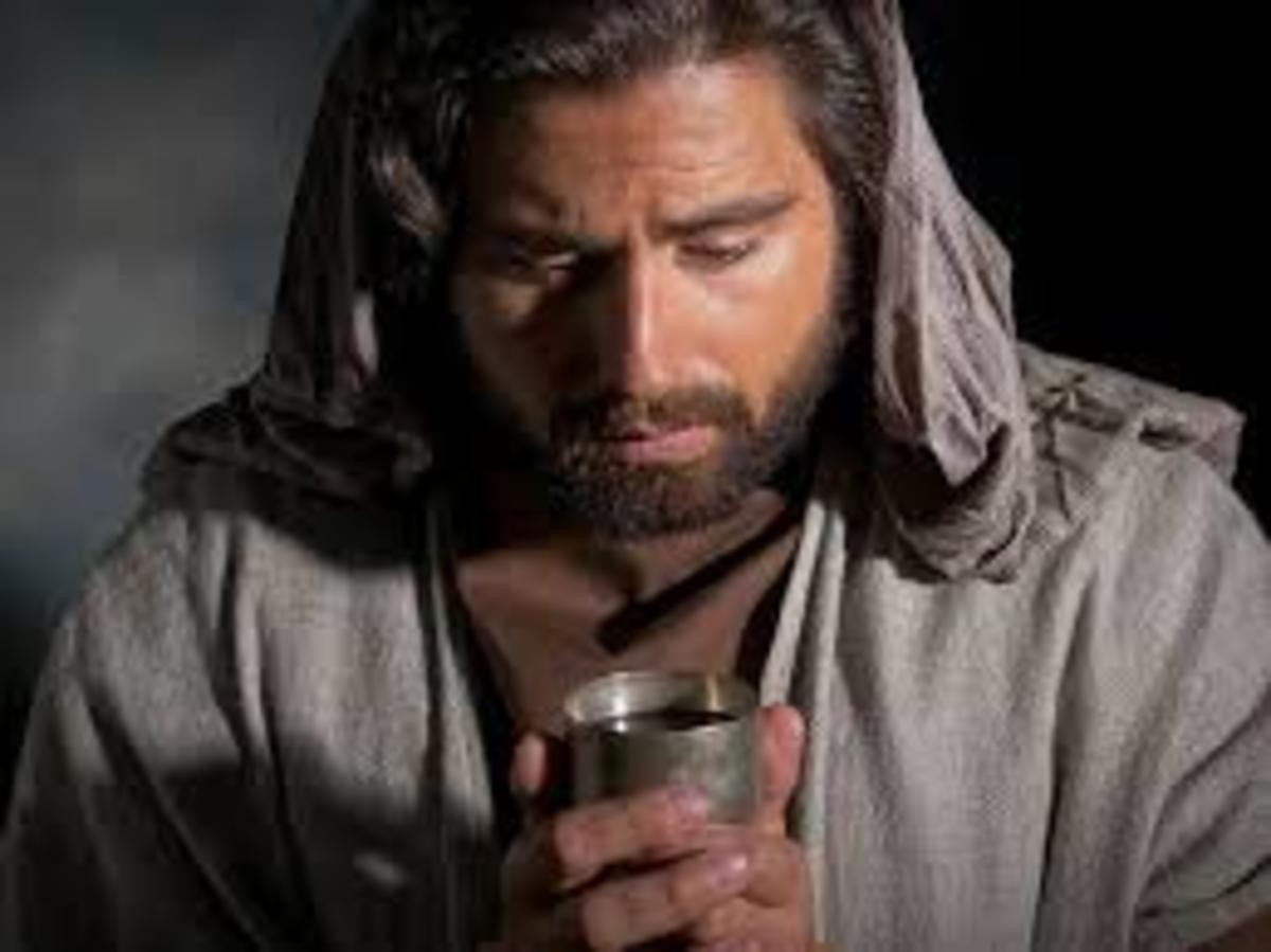 Biblical Reflection 73. Luke 12:29-31 29And seek not ye what ye shall eat, or what ye shall drink, neither be ye of doubtful mind. 30For all these things do the