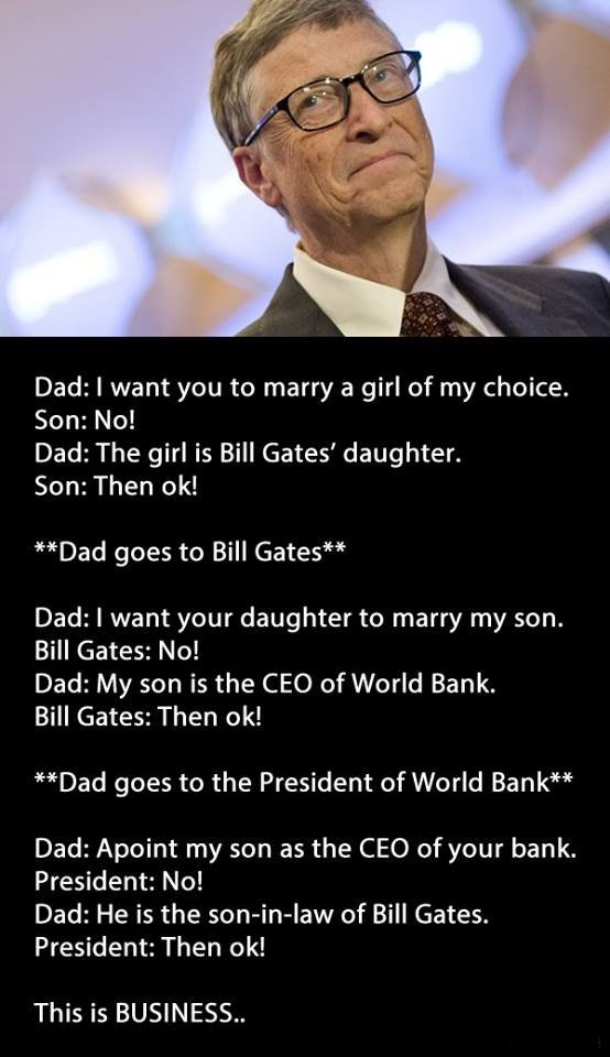 Bill Gates Daughter
