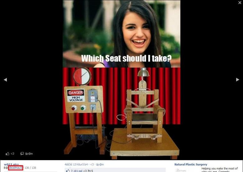 yea Deadmau5. Even he hates her. Excuse my leet speak,. I Ia x should I tails; I Hasty: Mr mew cu CNN be filmi fft