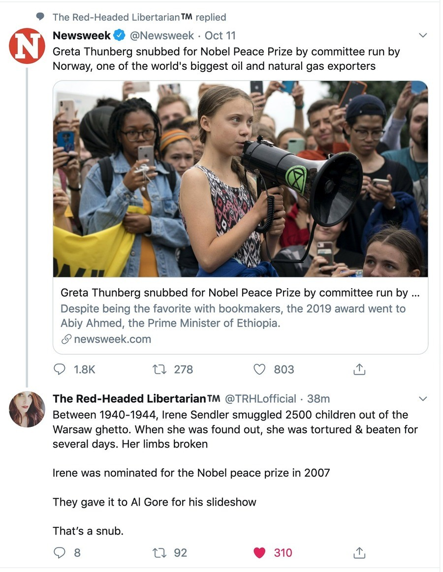 """Boo hoo poor meeee. Some girl complaining vs the PM who ended the 30 year conflict between ethiopia and eritrea and even gave back their town.. """"I'm getting that Nobel Peace Prize... ...By force!"""""""