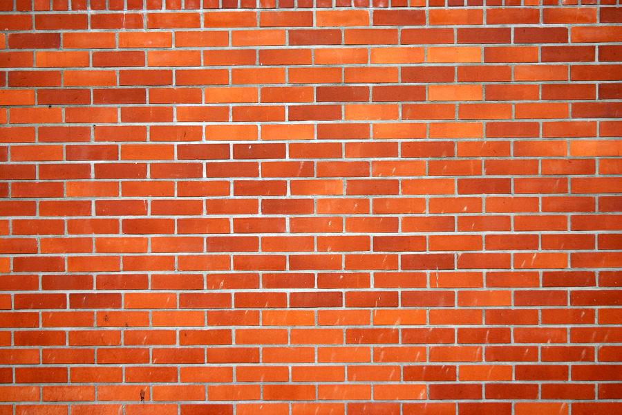 Brick Wall. .