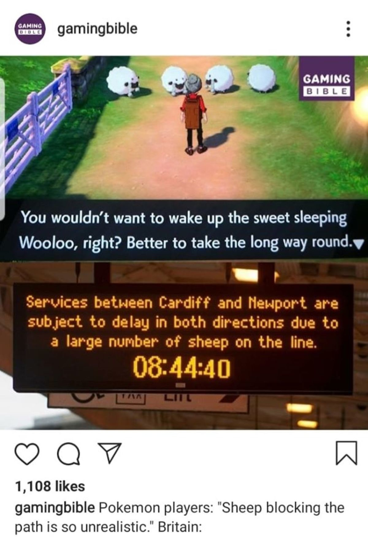 british pokemon problems. .. You could literally just tiptoe between them without waking them up That's even dumber than the sudowoodo encounter in gold What a blatant guilt tripping