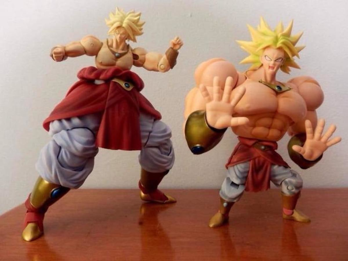 broLY and BROly. ..