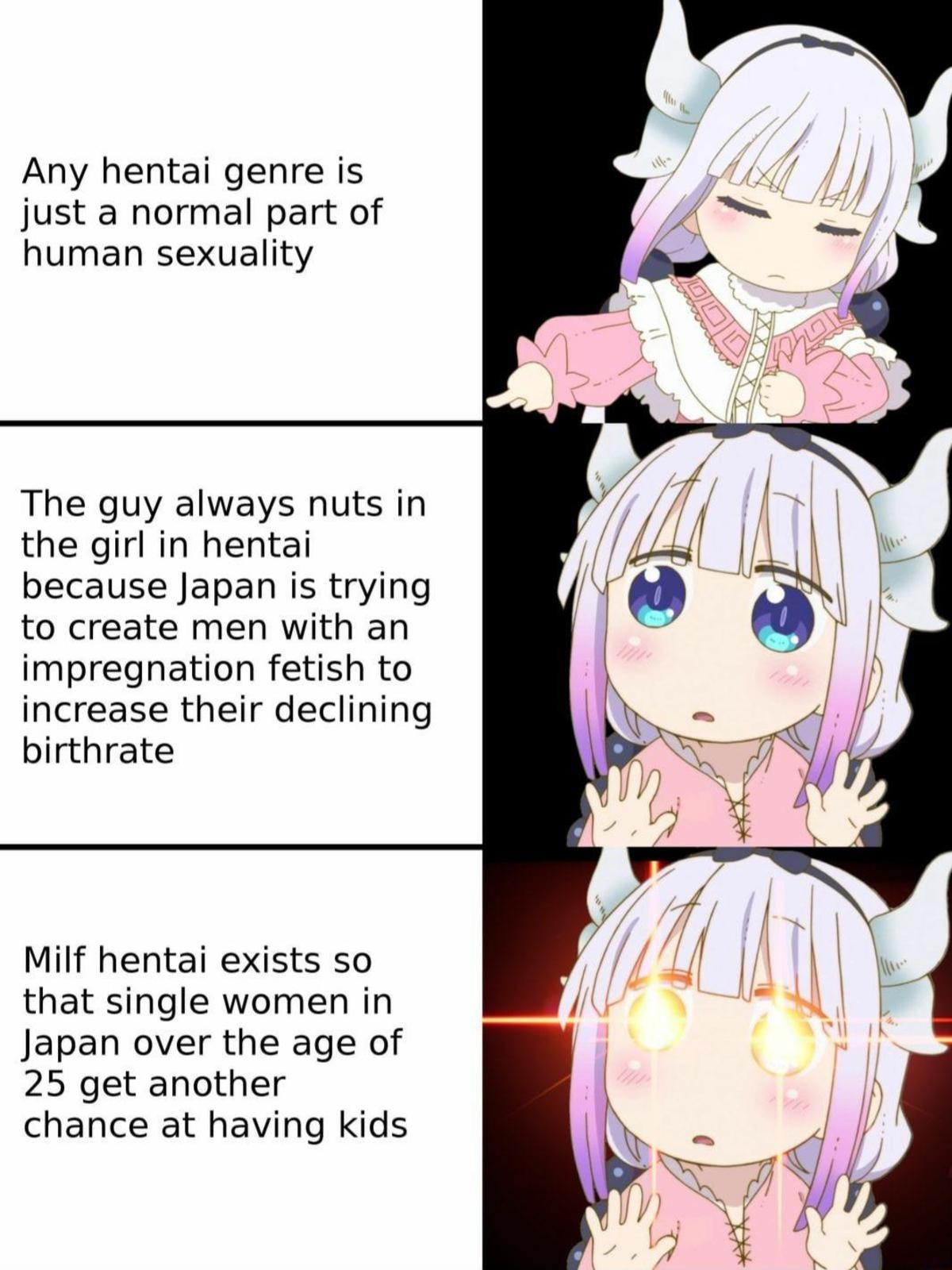brown dynamic thoughtless Narwhal. .. >Impregnating your cute sexy asian milf office worker waifu gf forever >Multiple times over the many years of your happy marriage, all to help restore Jap