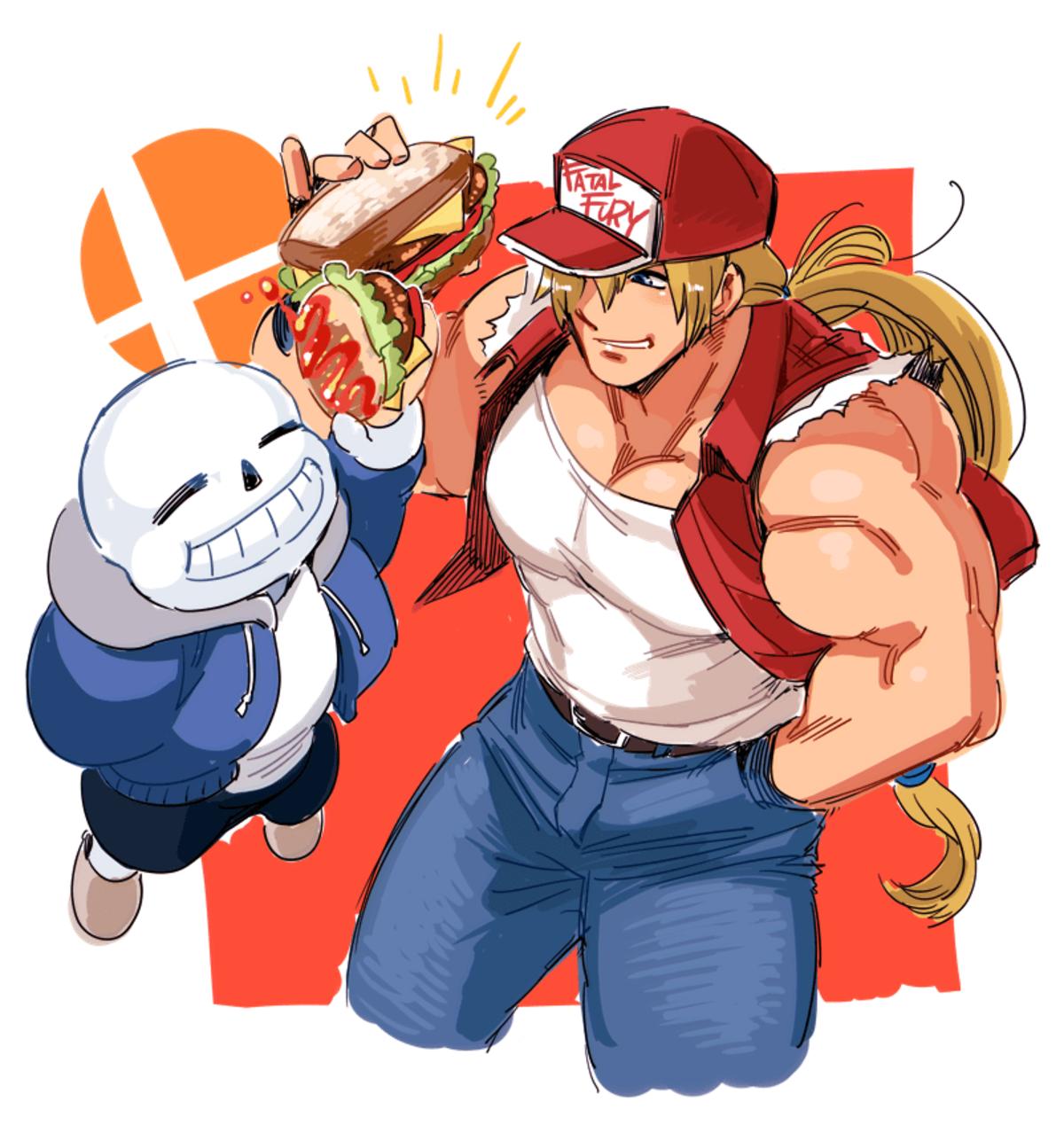 Burgers. https://mobile.twitter.com/ichiboshi49_k/status/1169983429741436928..