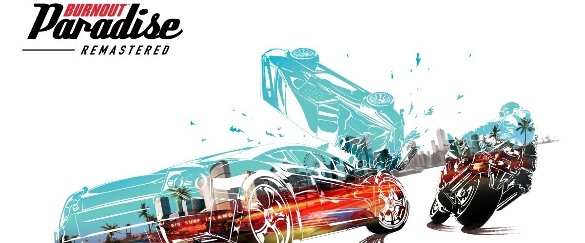Burnout Paradise REMASTERED. Burnout Paradise Remastered Burnout Paradise Remastered is coming to Playstation 4 and Xbox One on March 16. This remaster will fea