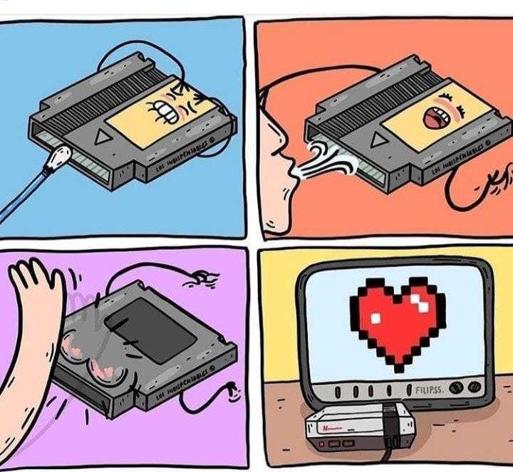 Consoles. .. That does it.