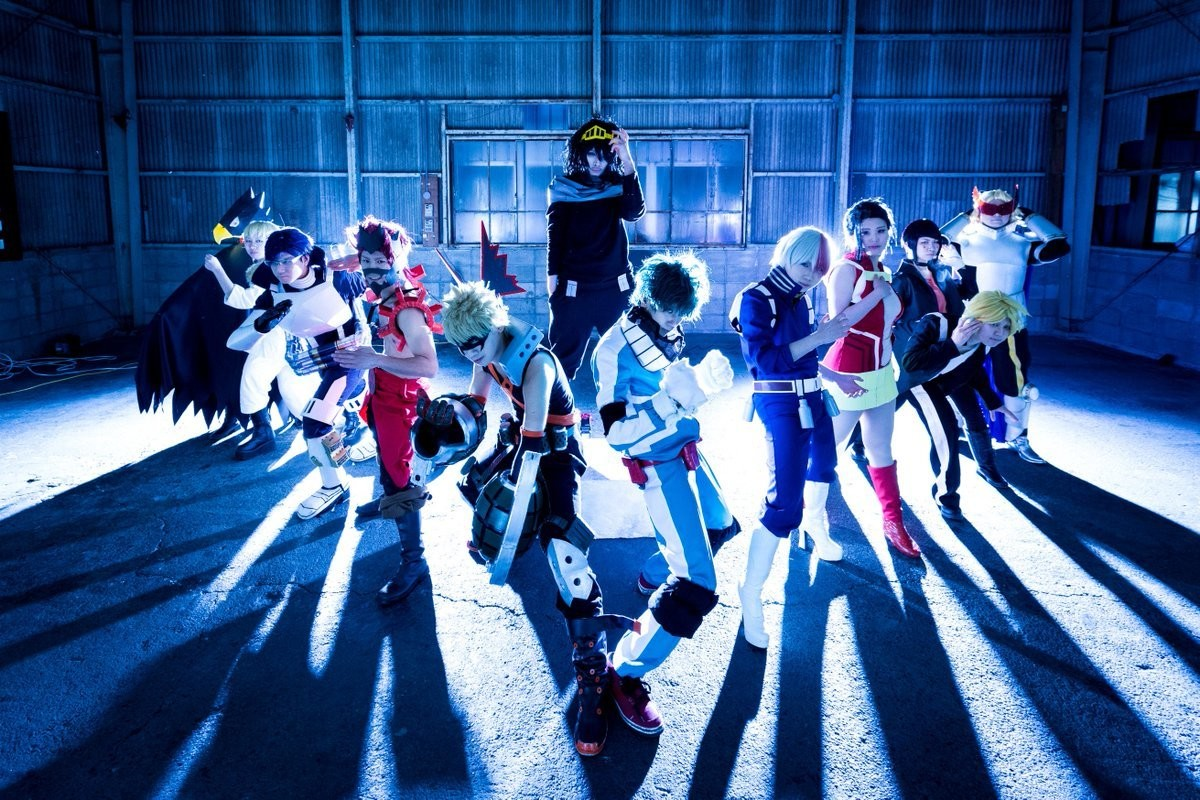 Cosplay Done Right: My Hero Academia. This dope series is for professional and amateur cosplay of games, movies, anime, etc. What counts is the resemblance to t