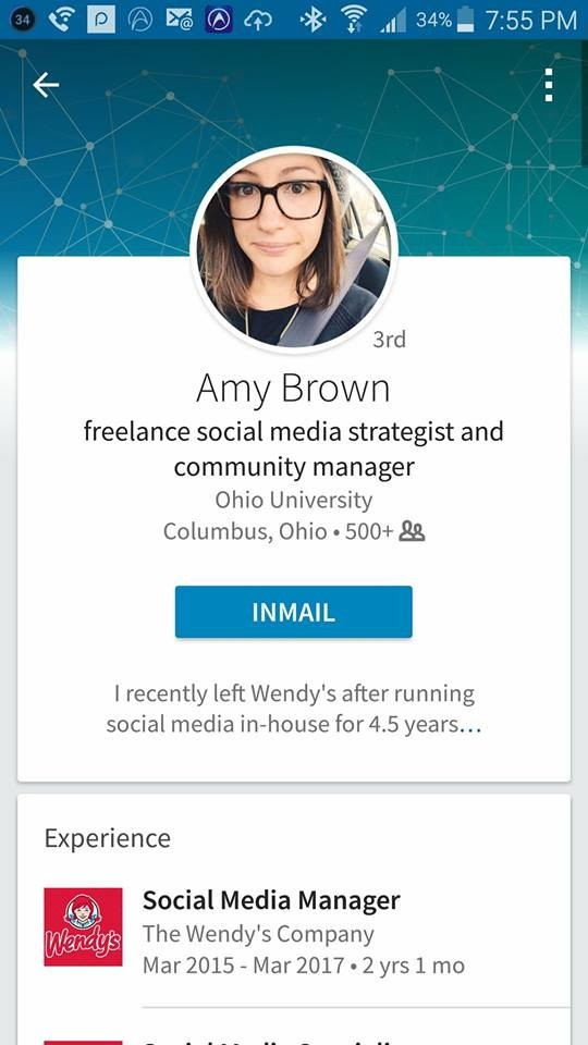 Could It Be?. where can i be a social media manager? join list: SmolHol (1456 subs)Mention History join list:. Run Amy. Run. The internet is coming for you.